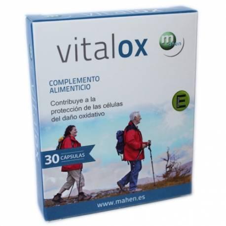 VITALOX  30 CAPSULAS MAHEN