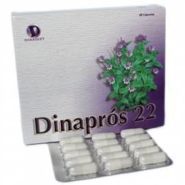 DINAPROS 22  DINADIET  60 CAPSULAS MAHEN