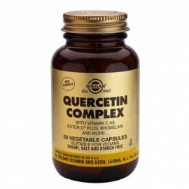 QUERCETIN-QUERCETINA COMPLEX  50 CAPSULAS SOLGAR