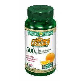 ESTER-C 500 MG 60 COMPRIMIDOS NATURE´S BOUNTY