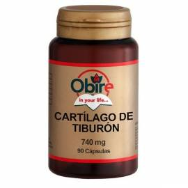 CARTILAGO TIBURON OBIRE 90 COMP 740 MG