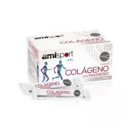 COLAGENO + MG 20 STICK VIT C AML SPORT