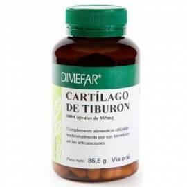 CARTILAGO TIBURON 100CAP. DIMEFAR