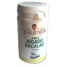 ACEITE DE HIGADO DE BACALAO COMPRIMIDOS ANA MARIA LAJUSTICIA