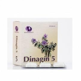 DINAGIN 5 DIANDIET 60 CAPSULAS MAHEN