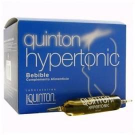 QUINTON HYPERTONIC BEBiBLE 24 AMPOLLAS DE 10 ML