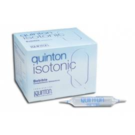ISOTONIC BEBIBLE 30 AMPOLLAS  QUINTON