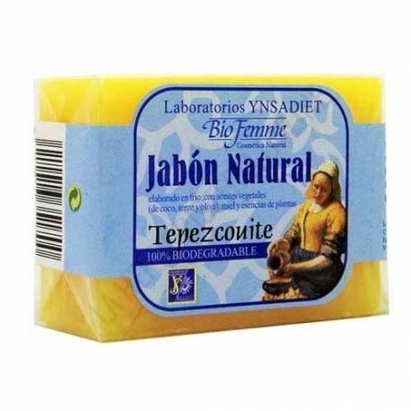 JABON PASTILLA  YNSADIET 100 GRAMOS (DIFERENTES TIPOS)