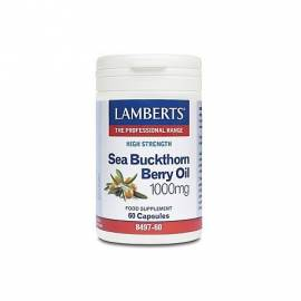 OMEGA 3 6 9 ESPINO AMARILLO - SEA BUCKTHORN BERRY OIL 1000 MG  60 CAPSULAS
