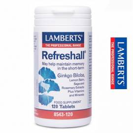 REFRESHALL 120 COMPRIMIDOS LAMBERTS