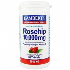 ROSE HIP - ESCARAMUJO 10.000 MG - 60 COMPRIMIDOS LAMBERTS