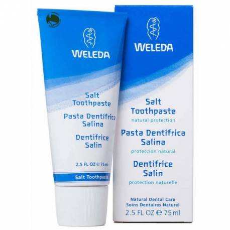 PASTA DENTAL SALINA WELEDA 75ML