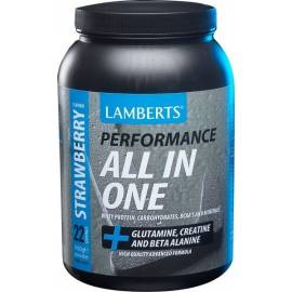 ALL IN ONE - PROTEINA DE ALTA CALIDAD 1450 GR - LAMBERTS