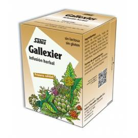 GALLEXIER INFUSIÓN SALUS 15FILTROS