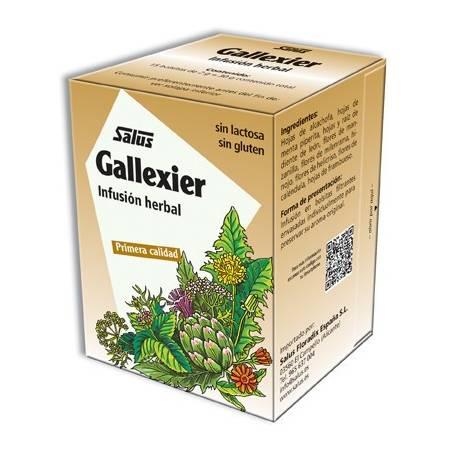 GALLEXIER INFUSIÓN SALUS 15 FILTROS