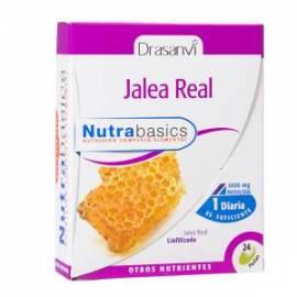 JALEA REAL NUTRABASICS DRASANVI  24 PERLAS