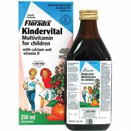 FLORADIX KINDERVITAL SALUS -MULTIVITAMÍNICO INFANTIL 250 ML