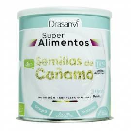 SEMILLAS DE CAÑAMO - SUPER ALIMENTO - 200 GR - DRASANVI