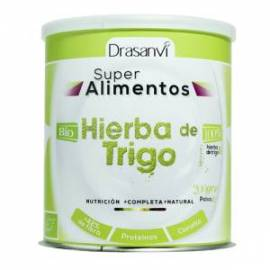 HIERBA DE TRIGO - SUPERALIMENTO - 200 GR - DRASANVI