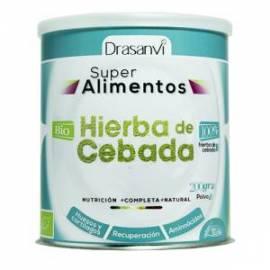 HIERBA DE CEBADA BIO SUPERALIMENTO 200GR DRASANVI