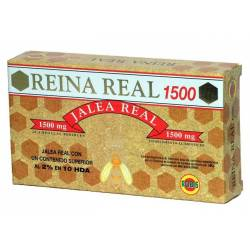 JALEA REAL  REINA REAL 1500 20 AMPOLLAS ROBIS
