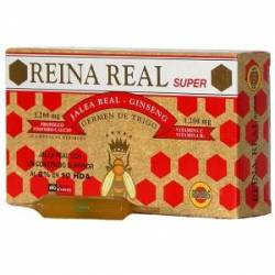 JALEA REAL REINA REAL SUPER 20AMPOLLAS ROBIS