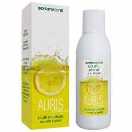 AURIS LICOR DE LIMON 60 ML SORIA NATURAL