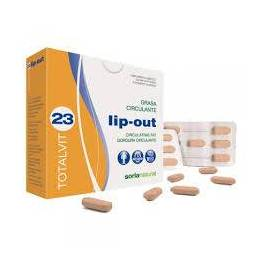 TOTALVIT 23 - LIP-OUT - 28 COMPRIMIDOS -  SORIA NATURAL