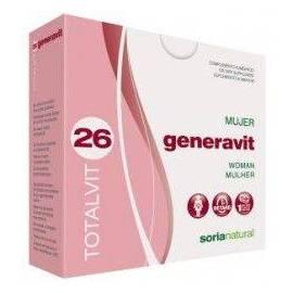 TOTALVIT 26 - GENERAVIT - 28 COMPRIMIDOS - SORIA NATURAL