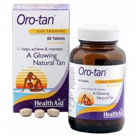 ORO-TAN 60 COMPRIMIDOS HEALTH AID