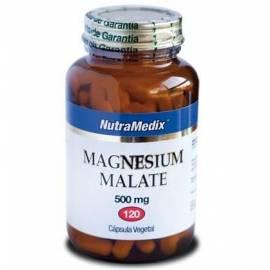MAGNESIUM  MALATE 120 CAPSULAS  NUTRAMEDIX