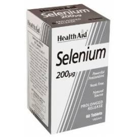 SELENIUM-SELENIO 200UG 60 COMPRIMIDOS HEALTH AID