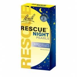BACH RESCUE REMEDY NIGHT - RESCATE NOCHE  -  PERLAS  BIO 20 ML