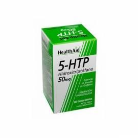 HIDROXITRIPTÓFANO 5-HTP 50 MG 60 COMPRIMIDOS HEALTH AID