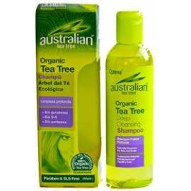 CHAMPÚ ÁRBOL DE TE 250ML AUSTRALIAN TEA TREE OPTIMA