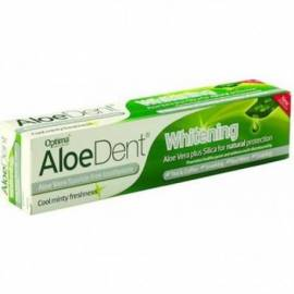 DENTRIFICO BLANQUEADOR CON ALOE VERA 100 ML - OPTIMA