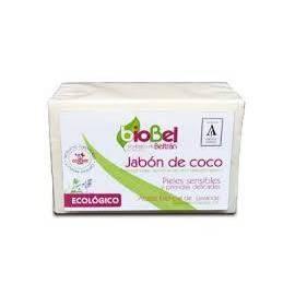 JABON DE COCO PASTILLA  - 240 GR - BIOBEL
