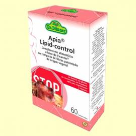 APIA LIPID-CONTROL 60 COMP DR DUNNER