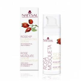 SERUM FACIAL DE ROSA MOSQUETA 30 ML - NATYSAL