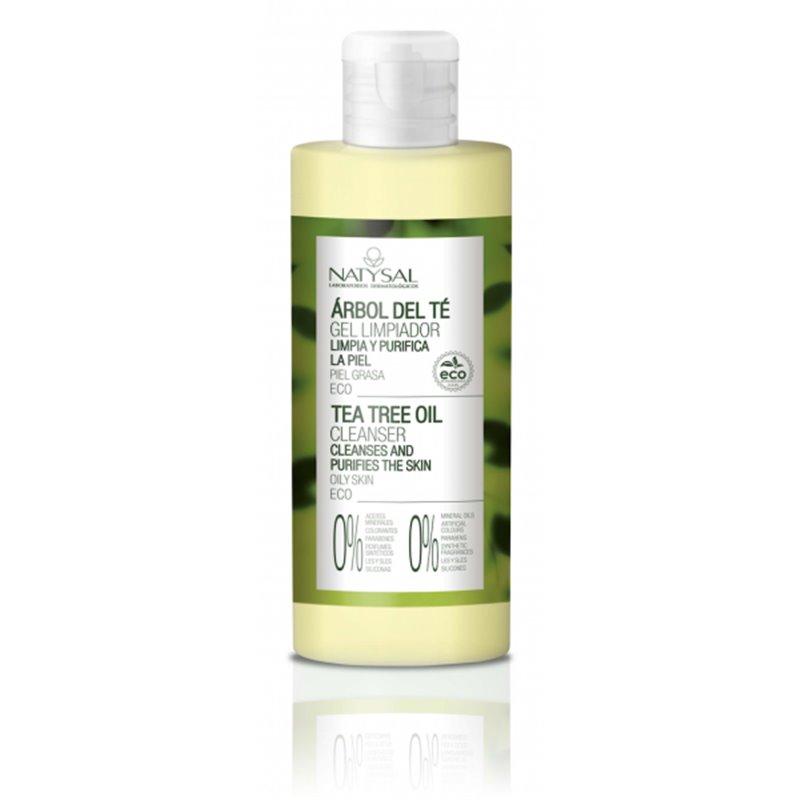 Limpiador facial de aceite de oliva