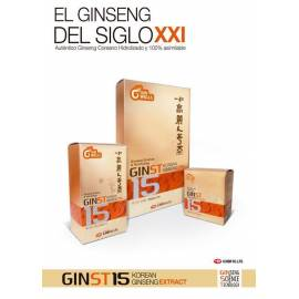 GINST15 INFUSION DE GINSENG IL HWA 100 SOBRES TONGIL