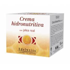 CREMA HIDRONUTRITIVA DE JALEA REAL 50 ML EDELWEISS
