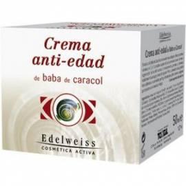 CREMAANTIEDAD BABA DE CARACOL 50 ML EDELWEISS