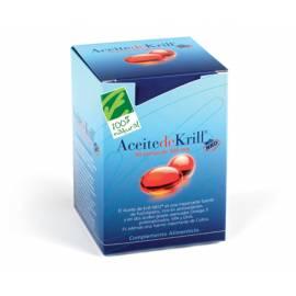 ACEITE DE KRILL 90 PERLAS 100% NATURAL NKO