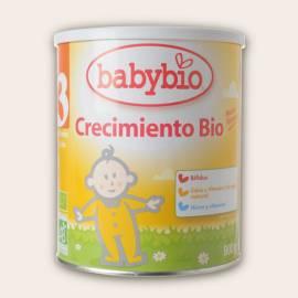 LECHE BEBE CRECIMIENTO BABYBIO BIOLOGICA 900GR