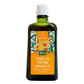 ZUMO DE ESPINO AMARILLO 200ML WELEDA BIOLOGICO DEFENSAS
