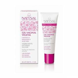GEL VAGINAL 50ML NATYSAL