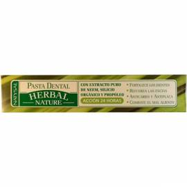 PASTA DENTAL HERBAL 75ML NATYSAL DIENTES