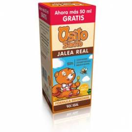 OSITO SANITO JALEA REAL JARABE 250ML TONGIL