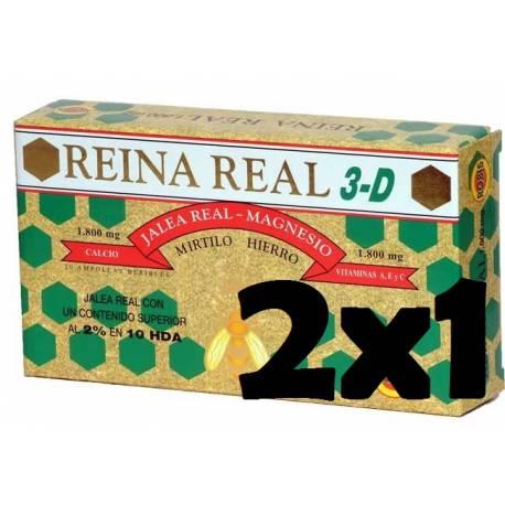JALEA REAL 3-D ROBIS